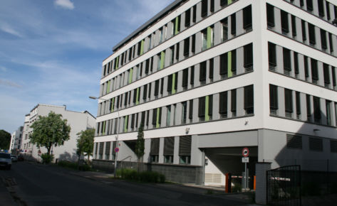 BV Bürogebäude Aschaffenburger Straße