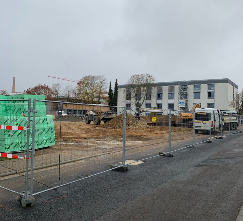 BV Neubau Kernchemie, Johannes-Gutenberg Universität